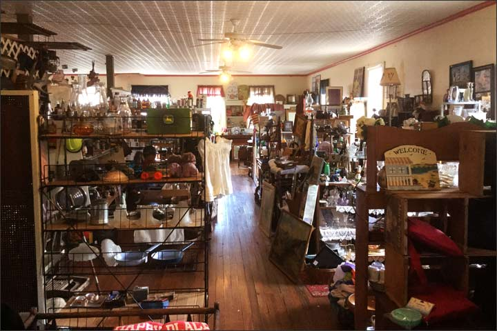 Crooked Lake Mercantile Grocery